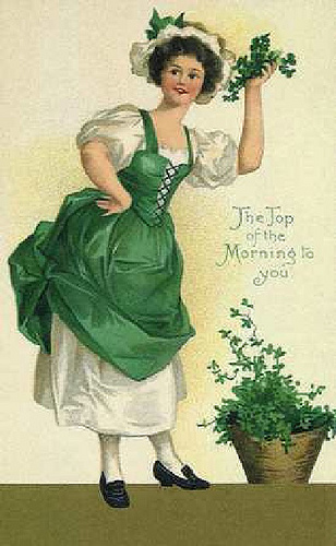 St Patricks Day Is An Enchanted Time…A Day To Begin Transforming