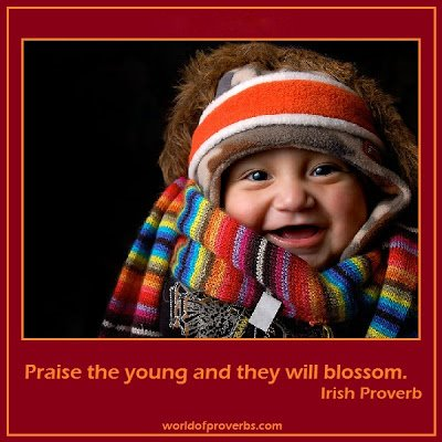 18174_Irish_proverb_praise_young