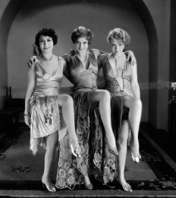 Joan Crawford Dorothy Sebastian Anita Page Our Dancing Daughters (1928)