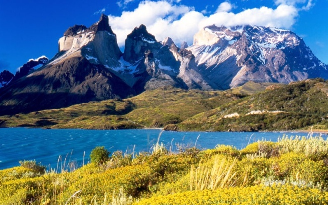Patagonia country...