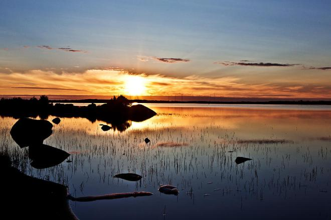arctic-sunset-frank-olsen