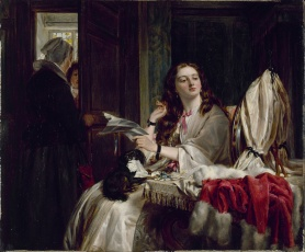 John_Callcott_Horsley_-_The_Morning_of_St_Valentine_-_Google_Art_Project