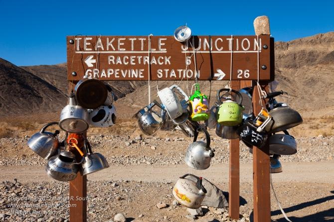 Teakettle Junction-Death Valley NP