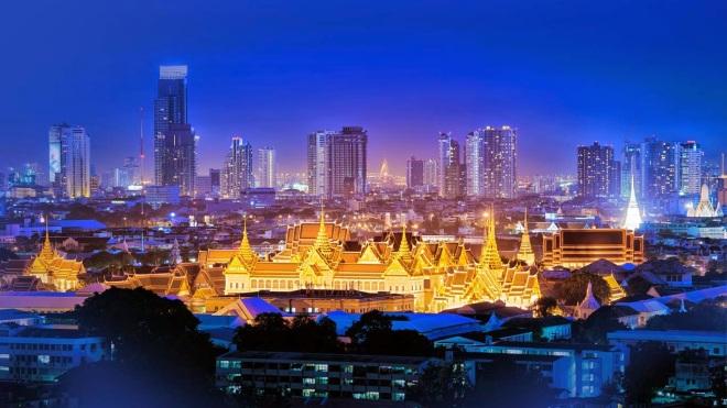 The Grand Palace, Bangkok, Thailand 20140413