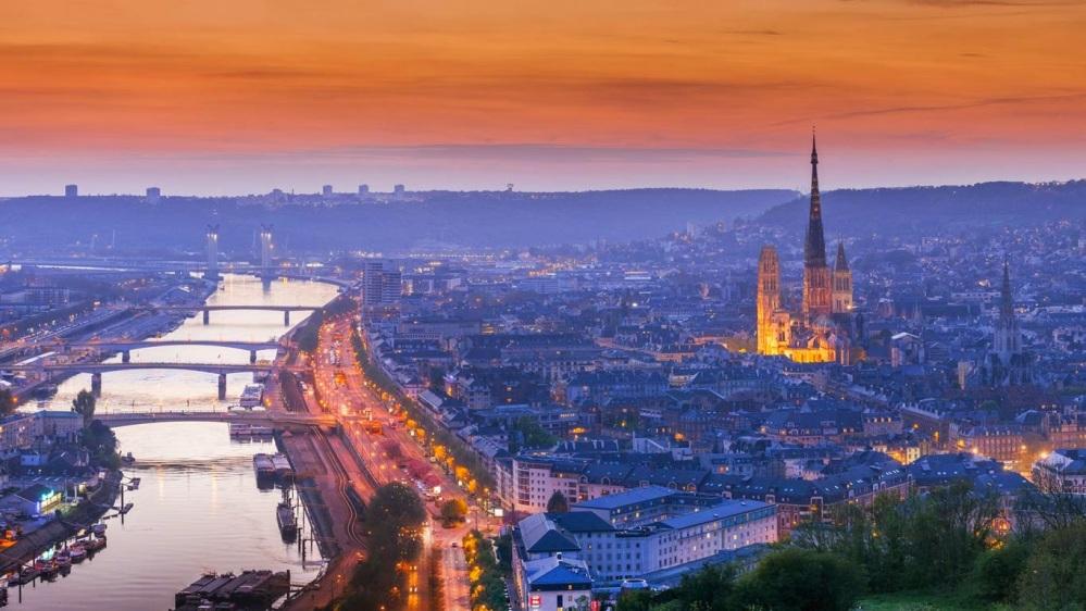 Rouen, Normandy, France 20140714