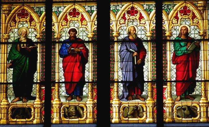 E6 The Evangelists