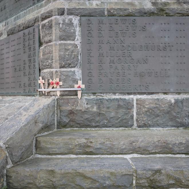 In Remembrance, Aberystwyth, Ceredigion.